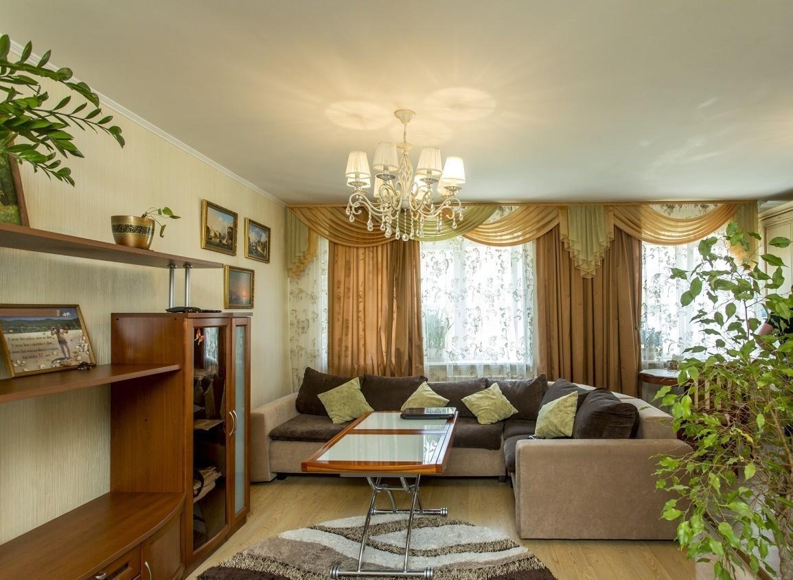 Владивосток — 3-комн. квартира, 68 м² – Адмирала Кузнецова, 92 (68 м²) — Фото 1