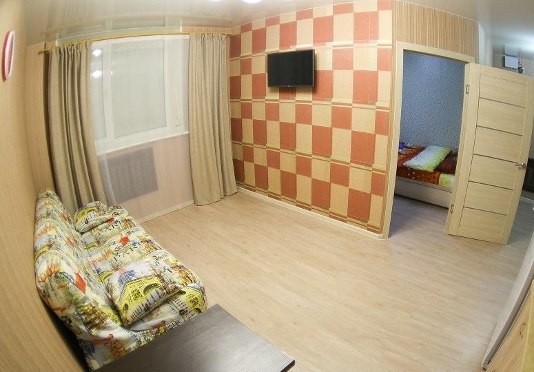 Владивосток — 2-комн. квартира, 45 м² – Пологая, 50 (45 м²) — Фото 1