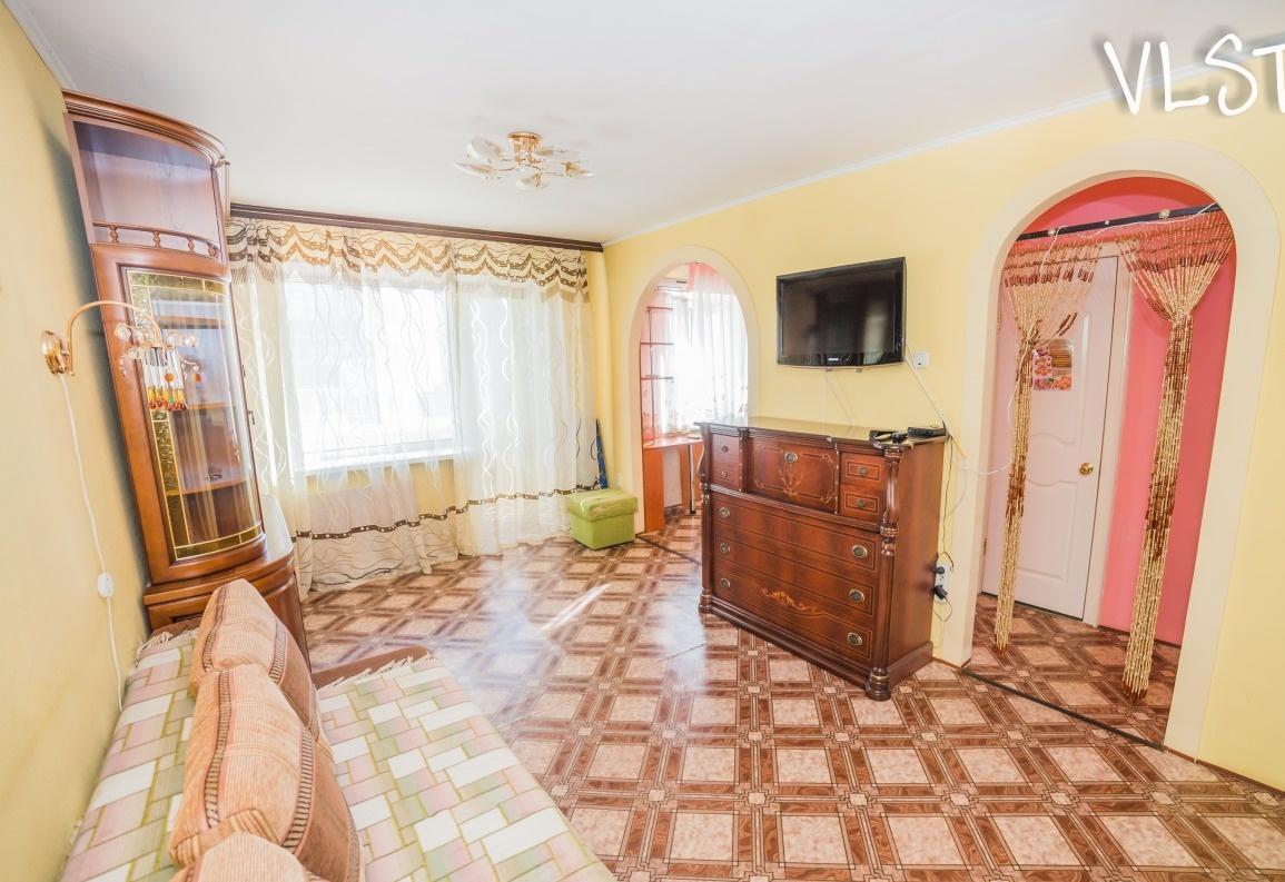 Владивосток — 1-комн. квартира, 34 м² – Бестужева, 23 (34 м²) — Фото 1