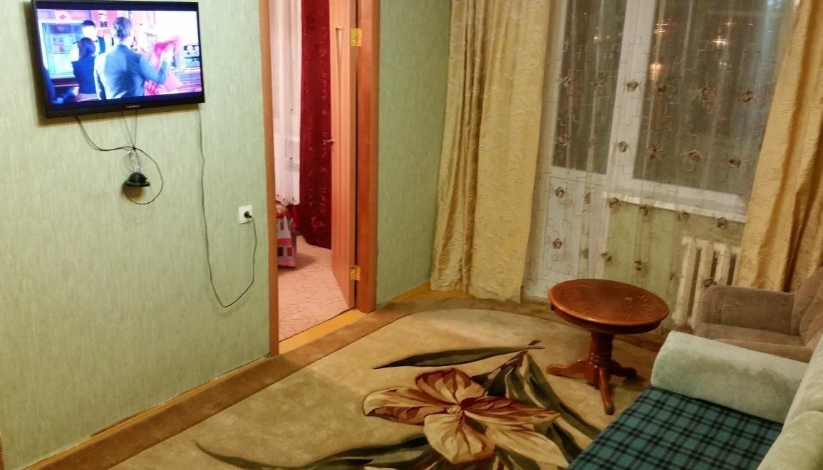 Владивосток — 3-комн. квартира, 57 м² – 40 лет ВЛКСМ, 2/8 (57 м²) — Фото 1