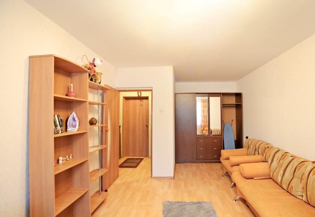 Владивосток — 1-комн. квартира, 36 м² – Башидзе, 1 (36 м²) — Фото 1