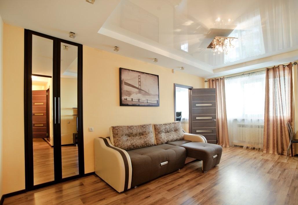 Владивосток — 2-комн. квартира, 48 м² – Посьетская, 32 (48 м²) — Фото 1