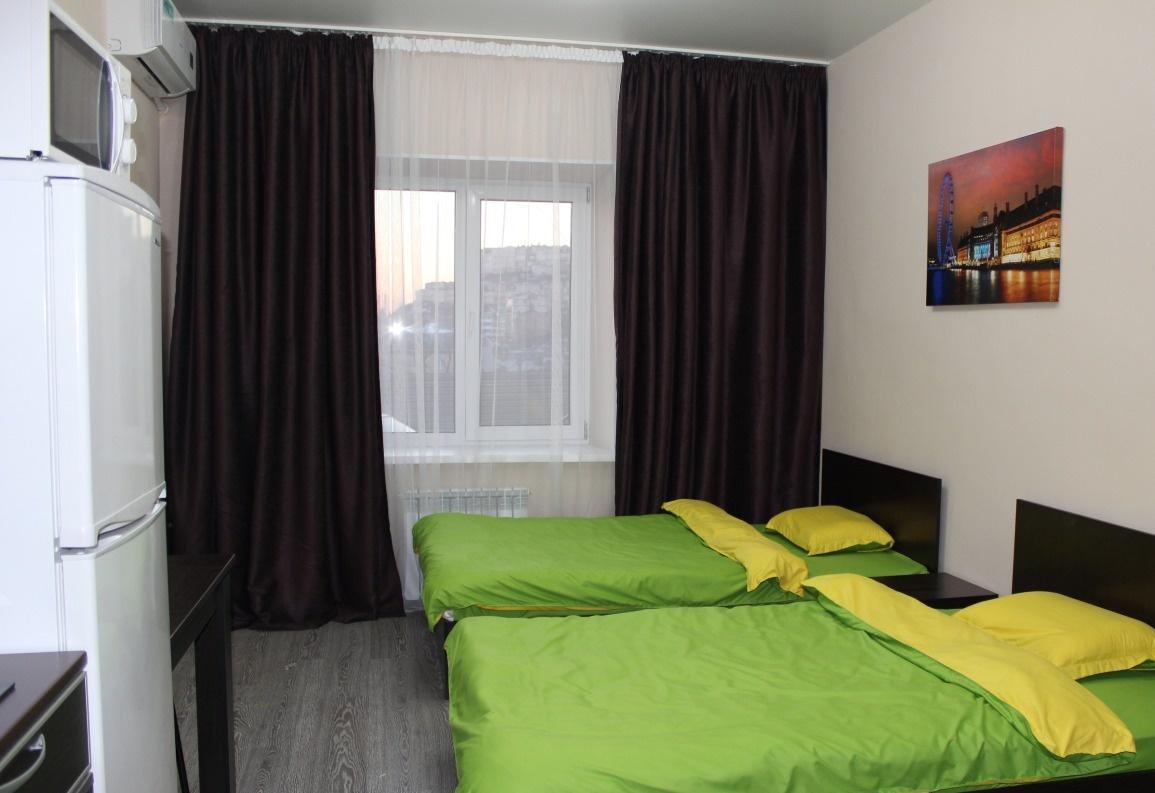 Владивосток — 1-комн. квартира, 25 м² – Славянская, 17 (25 м²) — Фото 1