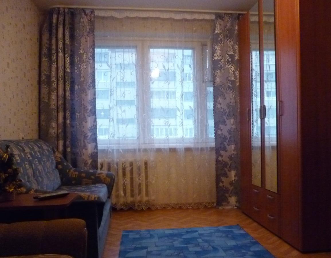 Псков — 1-комн. квартира, 38 м² – Коммунальная   81('Ледовый дворец') (38 м²) — Фото 1