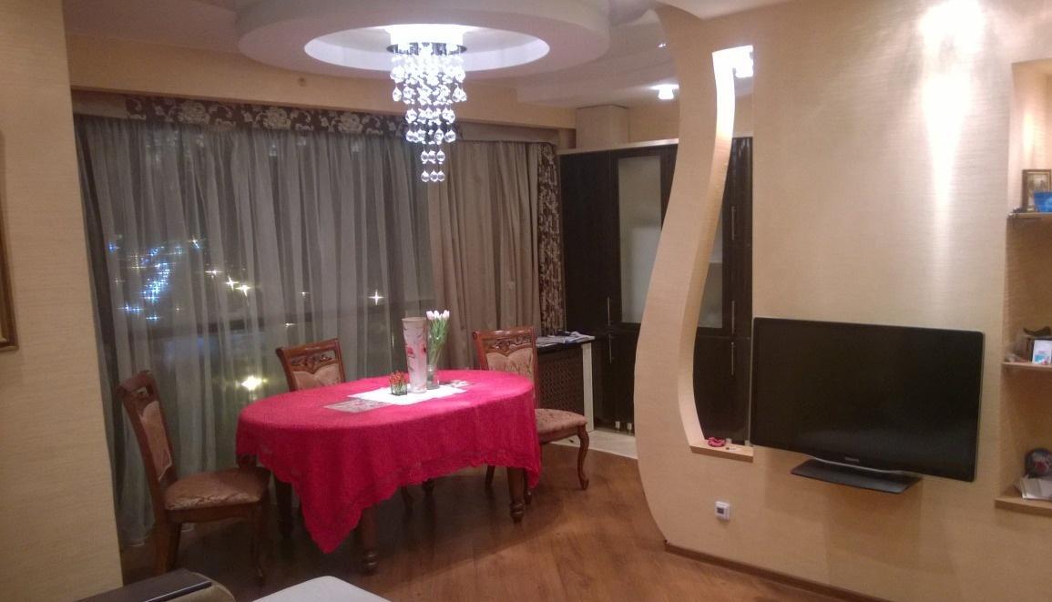 Псков — 1-комн. квартира, 45 м² – Рижский пр-кт, 70 (45 м²) — Фото 1
