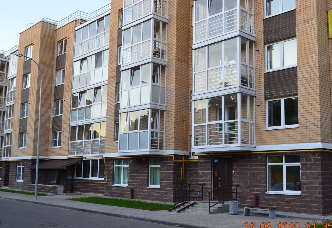 Псков — 1-комн. квартира, 35 м² – Лагерная, 5а (35 м²) — Фото 1