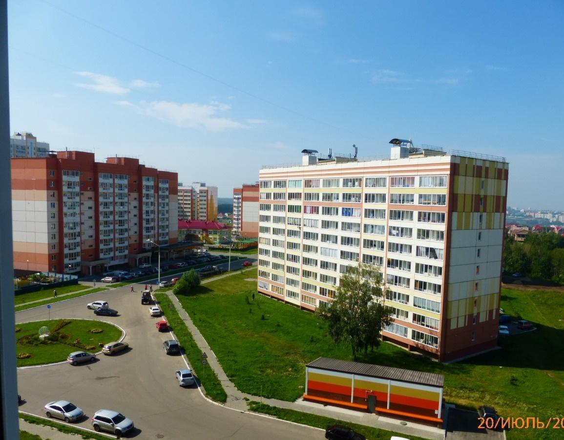 Томск — 1-комн. квартира, 30 м² – Павла Нарановича, 3 (30 м²) — Фото 1