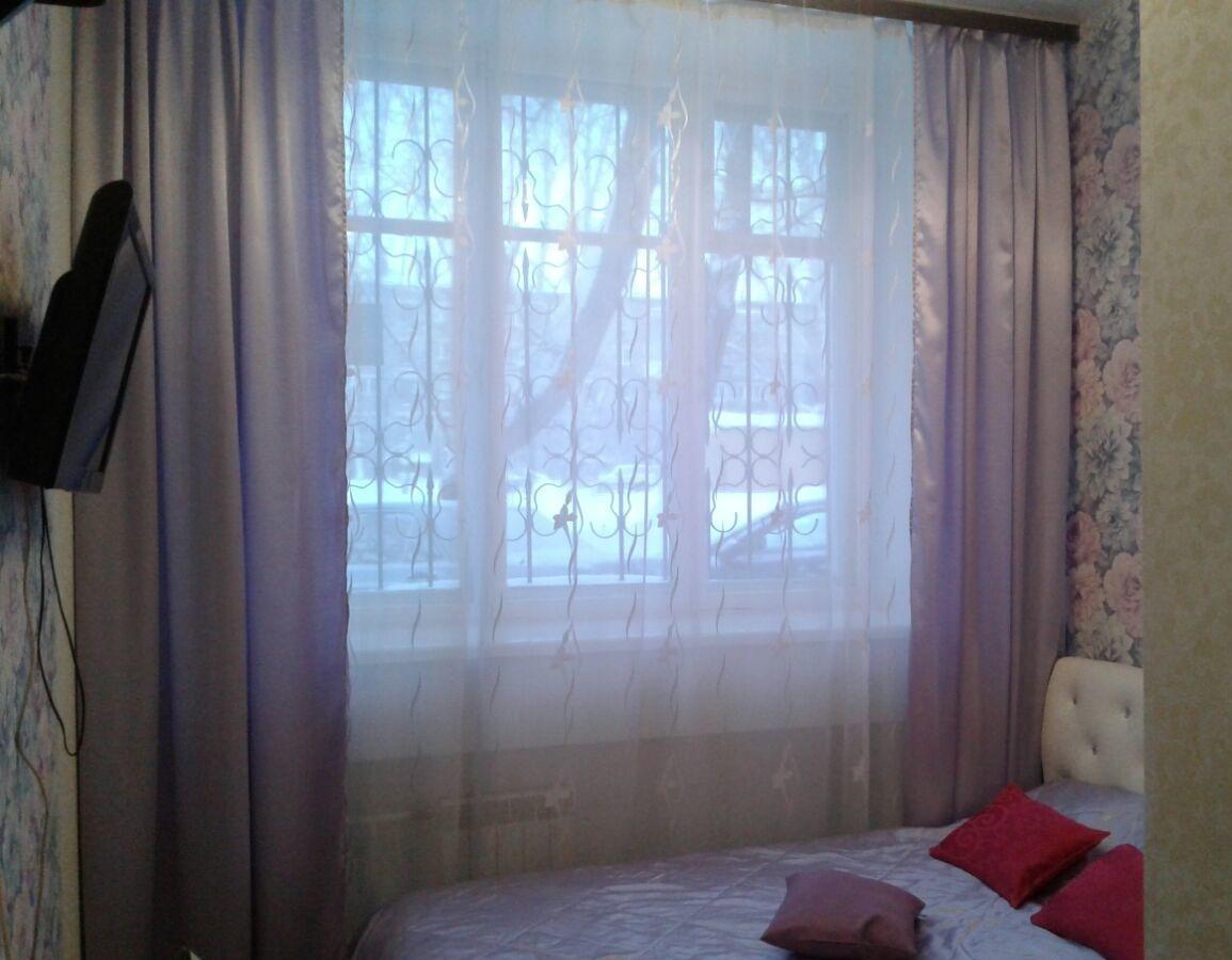 Томск — 1-комн. квартира, 16 м² – Елизаровых 49 (переулок Нахимова, 10 (16 м²) — Фото 1