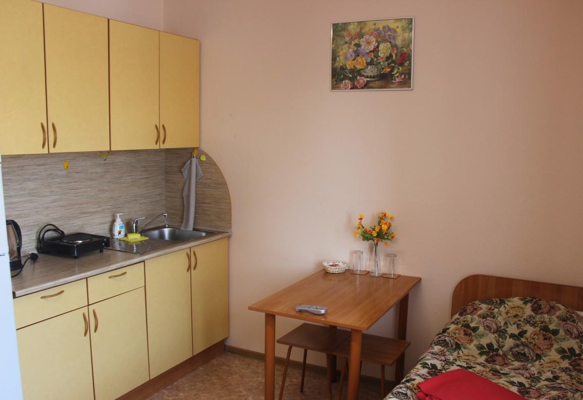 Томск — 1-комн. квартира, 18 м² – Старо-Деповская, 13 (18 м²) — Фото 1