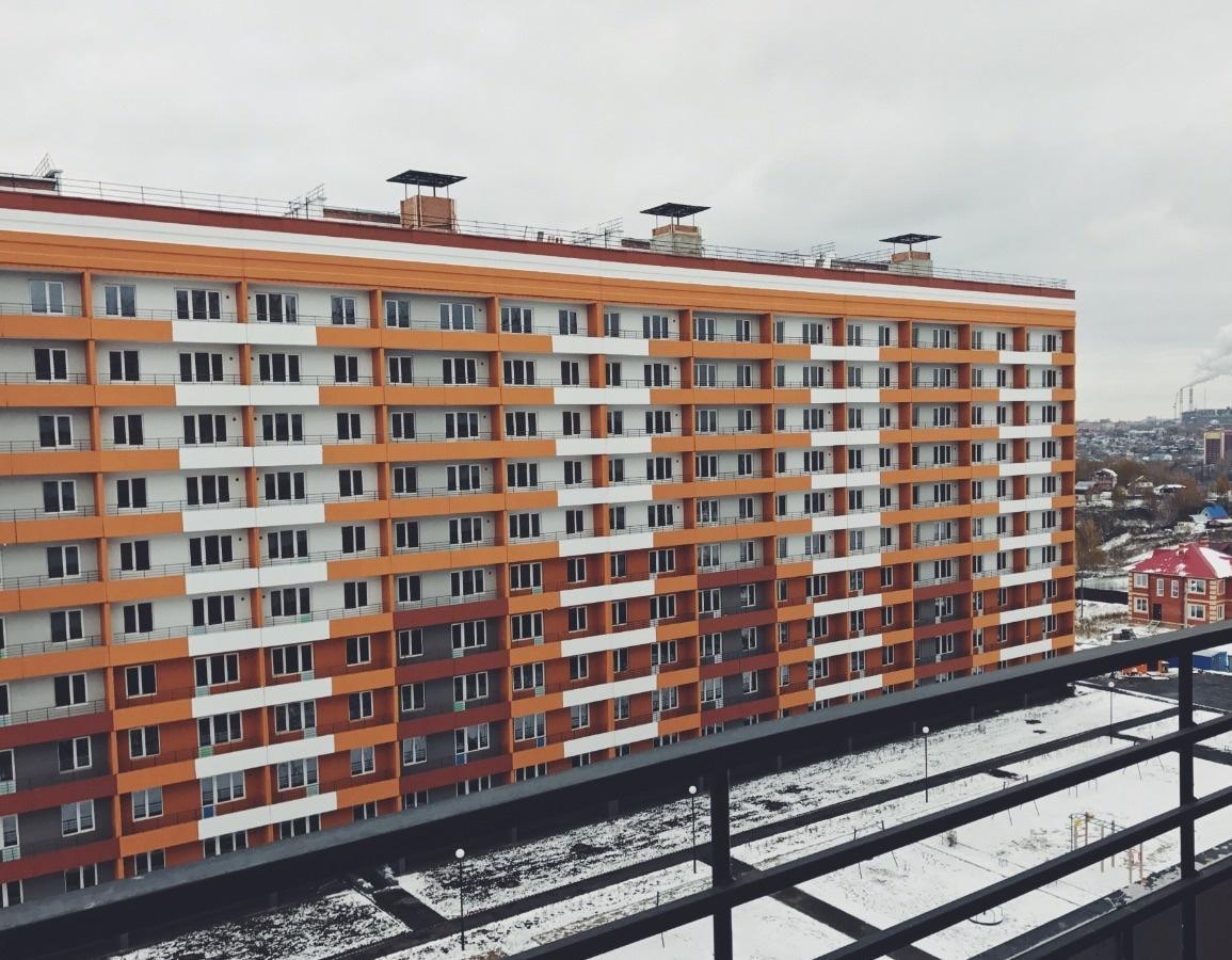 Томск — 2-комн. квартира, 60 м² – Ягодная, 3 (60 м²) — Фото 1