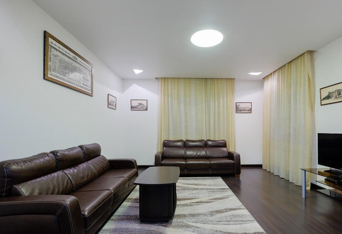 Томск — 2-комн. квартира, 90 м² – Белинского, 18 (90 м²) — Фото 1