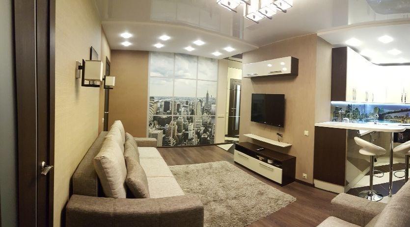 Томск — 2-комн. квартира, 50 м² – Кирова, 62 (50 м²) — Фото 1