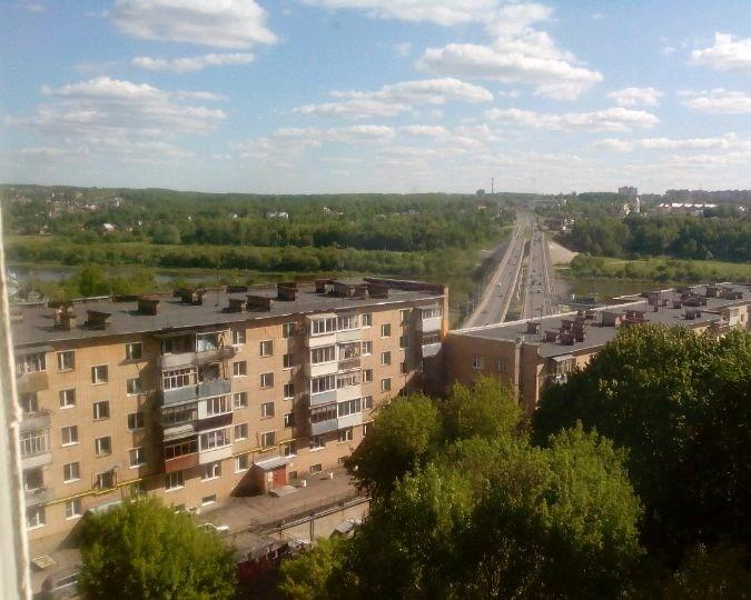 Калуга — 2-комн. квартира, 56 м² – Циалковского, 58 (56 м²) — Фото 1