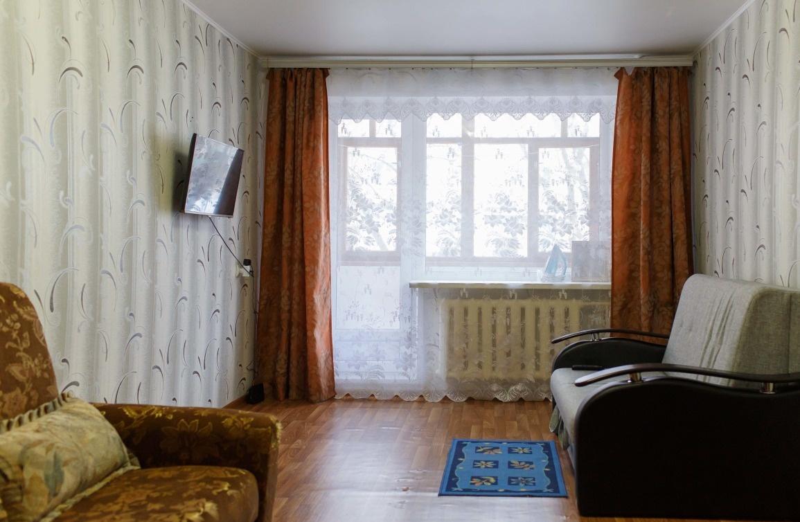 Калуга — 1-комн. квартира, 31 м² – Стеклянников Сад, 44 (31 м²) — Фото 1