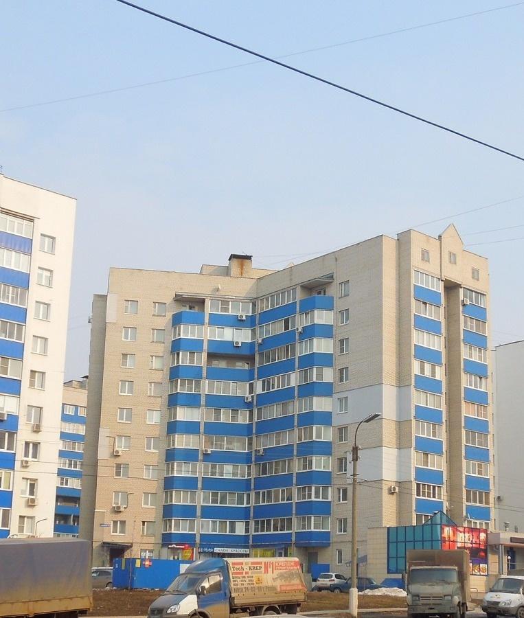 Рязань — 1-комн. квартира, 50 м² – Новоселов, 51 (50 м²) — Фото 1