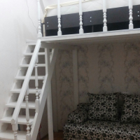 1-комнатная квартира, этаж 1/2, 18 м²