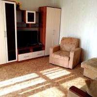 1-комнатная квартира, этаж 4/10, 45 м²