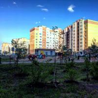 Казань — Студия, 45 м² – Сибгата Хакима, 33 (45 м²) — Фото 2