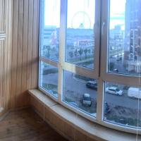 Казань — Студия, 45 м² – Сибгата Хакима, 33 (45 м²) — Фото 12