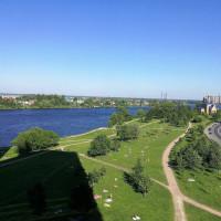 Санкт-Петербург — Студия, 28 м² – Рыбацкий проспект, 18 (28 м²) — Фото 11