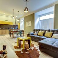 3-комнатная квартира, этаж 1/6, 75 м²