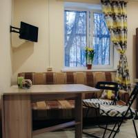 1-комнатная квартира, этаж 1/2, 22 м²