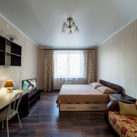 1-комнатная квартира, этаж 7/10, 42 м²