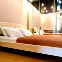 1-комнатная квартира, этаж 16/20, 45 м²