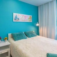 2-комнатная квартира, этаж 4/10, 40 м²