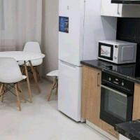 1-комнатная квартира, этаж 21/22, 48 м²