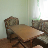 1-комнатная квартира, этаж 16/17, 38 м²