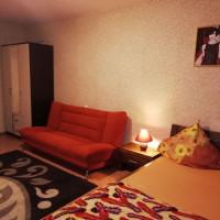 1-комнатная квартира, этаж 7/17, 45 м²