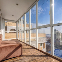 1-комнатная квартира, этаж 14/14, 52 м²