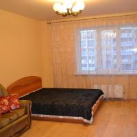 1-комнатная квартира, этаж 3/17, 48 м²