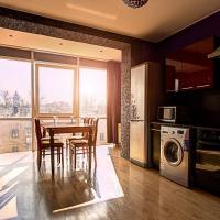 2-комнатная квартира, этаж 5/25, 82 м²