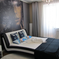 1-комнатная квартира, этаж 14/25, 54 м²