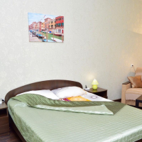 1-комнатная квартира, этаж 3/16, 46 м²