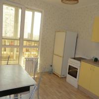 1-комнатная квартира, этаж 3/17, 37 м²