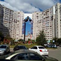 Воронеж — 1-комн. квартира, 40 м² – Московский пр-кт, 112 (40 м²) — Фото 4