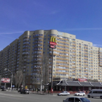 1-комнатная квартира, этаж 7/16, 44 м²