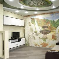 Белгород — 1-комн. квартира, 52 м² – улица Лермонтова (52 м²) — Фото 12