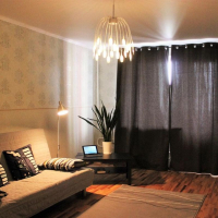 1-комнатная квартира, этаж 7/17, 41 м²
