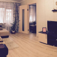 1-комнатная квартира, этаж 4/4, 45 м²