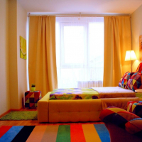 1-комнатная квартира, этаж 5/12, 40 м²