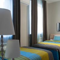 1-комнатная квартира, этаж 1/2, 12 м²