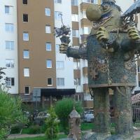 Нижний Новгород — 1-комн. квартира, 41 м² – Проспект Гагарина, 101к2 (41 м²) — Фото 2