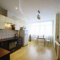 2-комнатная квартира, этаж 20/25, 55 м²