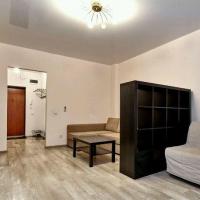 1-комнатная квартира, этаж 4/17, 42 м²