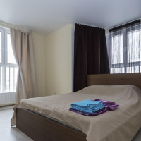 1-комнатная квартира, этаж 10/24, 42 м²