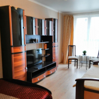 1-комнатная квартира, этаж 4/21, 43 м²